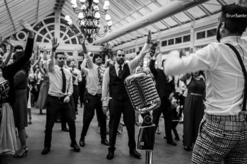 música en la boda