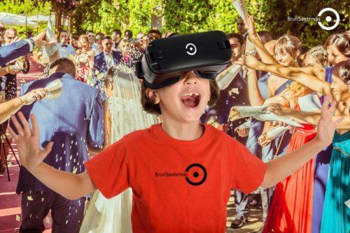Vídeo de Boda en Realidad Virtual