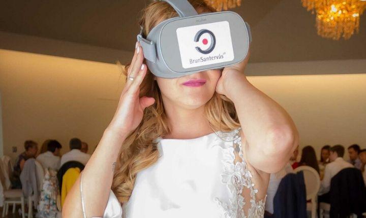 realidad virtual novia